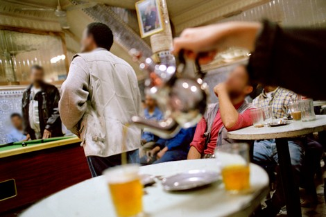 غياب الشروط الصحية تدفع المسؤولين الى حملات مكثفة ضد المقاهي بالحوز