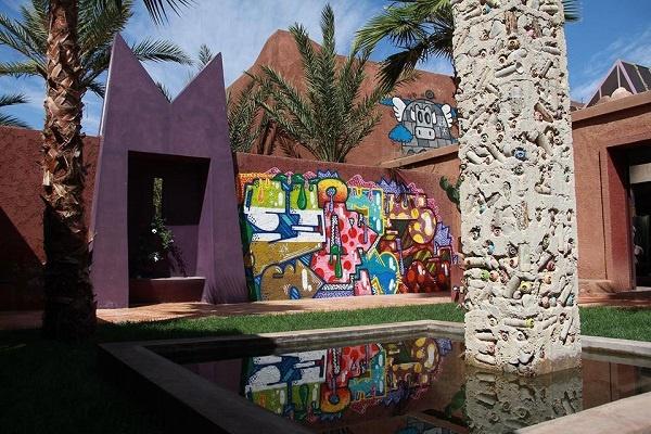 الحديقة الحمراء بمراكش تستقبل فوجا جديدا من الفنانين المبدعين