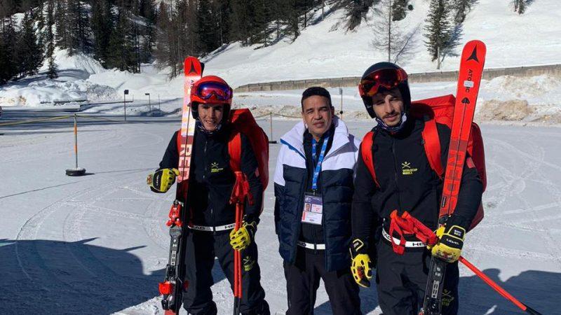 المغرب يتأهل لنهائيات بطولة العالم للتزلج بإيطاليا