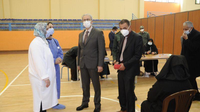 بعد فضيحة مستشفى معطى الله: تجهيز قاعتين إضافيتين لاستقبال المواطنين المستهدفين من اللقاح