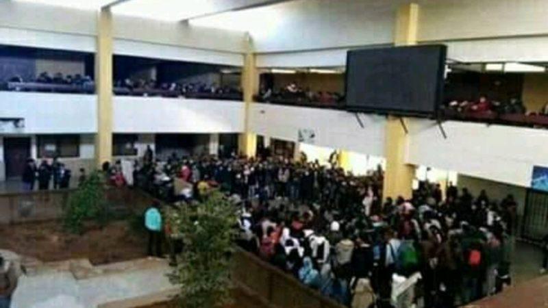 طلبة كلية الحقوق بمراكش يطالبون بتأجيل الامتحانات و تغيير مدتها الزمنية