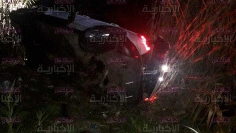 مقتل شابين في حادث سير خطير على مستوى جماعة للاتكركوست