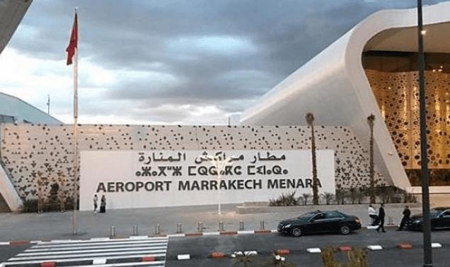 مطار مراكش المنارة يستقبل أزيد من 68 ألف مسافرا خلال شهر يناير الماضي