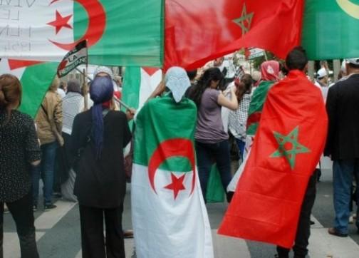 تشاء الجزائر ان تطفئ نور المغرب ويشاء الله ان يتم نوره على الشعب المغربي ولو كره الكارهون
