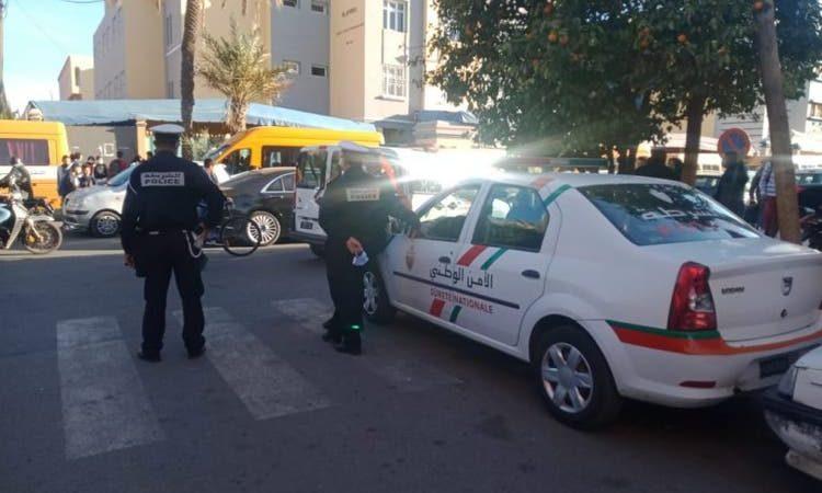 عاجل: استنفار أمني بحي إيسيل بسبب جماعة العدل والإحسان