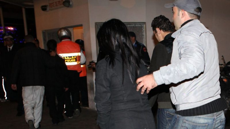 اعتقال فتاة بالملاح بسبب فيديو لقاصر ظهر كشاذ جنسيا