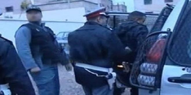 اعتقال حمودة أخطر تجار المخدرات بالسويهلة رغم مقاومته الشرسة