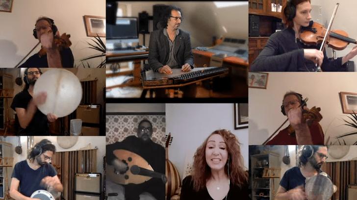 تسجيل أولى أغاني مشروع بيت الشعر المغربي في مراكش