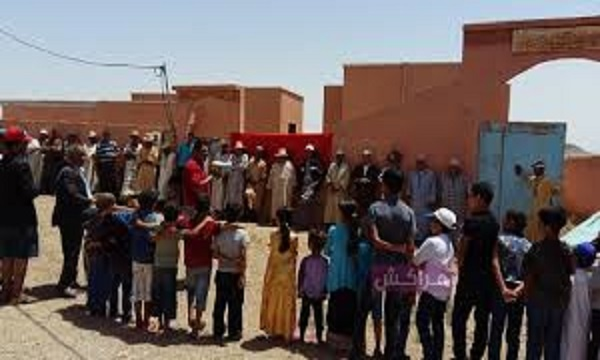 حملة انتخابية قبل الأوان تغضب سكان أولاد ادليم