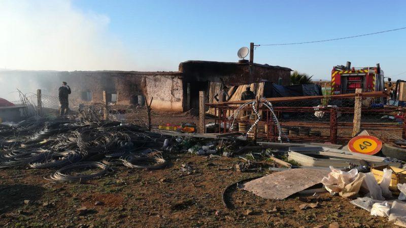 حريق يندلع بمستودع للدواجن بالحوز ويخلف خسائر مادية كبيرة+ صورة