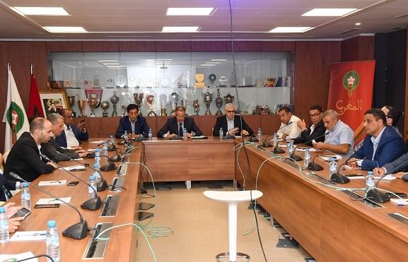 الجامعة تؤجل الجمع الانتخابي لعصبة مراكش آسفي لكرة القدم وتمدد أجل تقديم الترشيحات