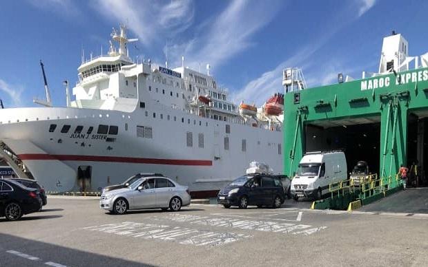تعليق الرحلات البحرية بين فرنسا والمغرب لمدة 15 يوما