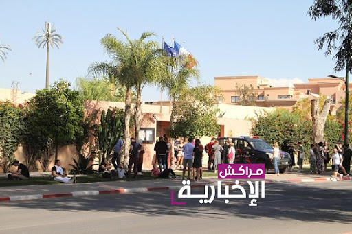 أزيد من 7600 مواطن فرنسي يقيمون في مدينة مراكش
