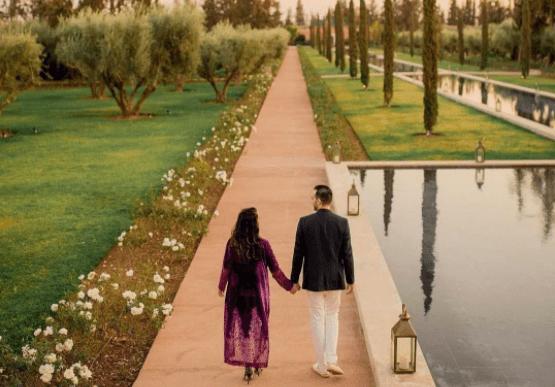 فنادق مراكش تتنافس لجذب السياح في عيد الحب