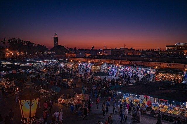 5 قارات 5 مدن.. مراكش الأكثر زيارة والأكثر جذبا في القارة السمراء
