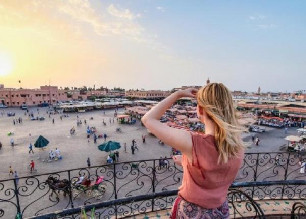 مراكش تحافظ على مكانتها بين الوجهات السياحية الشهيرة بعد الجائحة