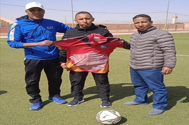 الإطار المراكشي هشام اللويح يتولى تدريب فريق اتحاد أسا الزاك