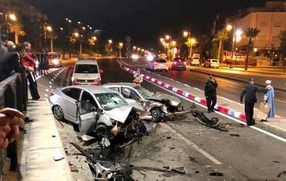 مصرع 15 شخصا وإصابة 1875 بجروح في حوادث سير خلال أسبوع
