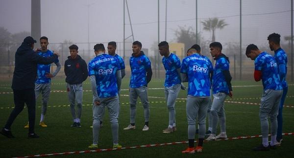 أولمبيك آسفي في معسكر تدريبي بمراكش استعدادا لاستئناف البطولة