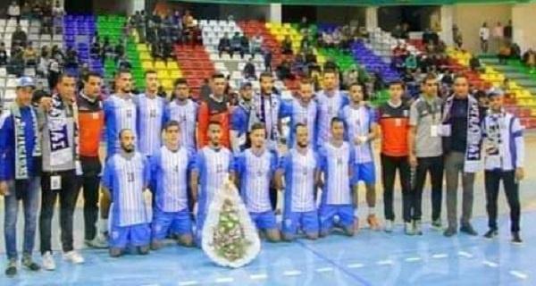 لأول مرة في تاريخه.. نادي أولمبيك اليوسفية لكرة اليد يحقق الصعود للقسم الممتاز