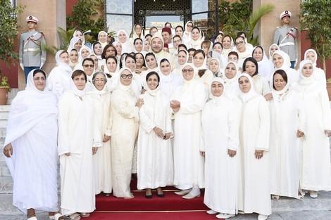 نساء مراكش اسفي سيتنافسن على 10 مقاعد برلمانية خلال الاستحقاقات التشريعية المقبلة