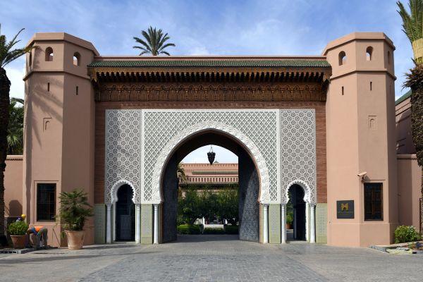 تتويج جديد لفندق رويال منصور مراكش