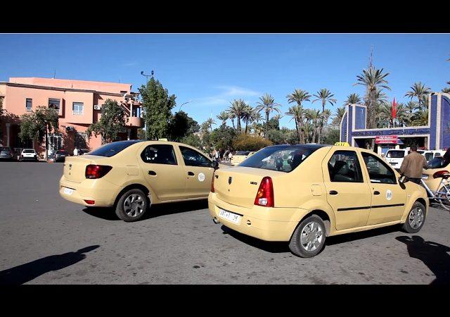 قريباً… سيارات الأجرة بمراكش يمكن أن تتحول إلى شركات
