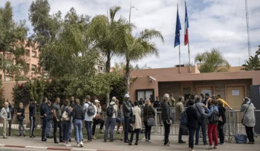 المغاربة الأكثر حصولا على التأشيرة الفرنسية خلال سنة 2020