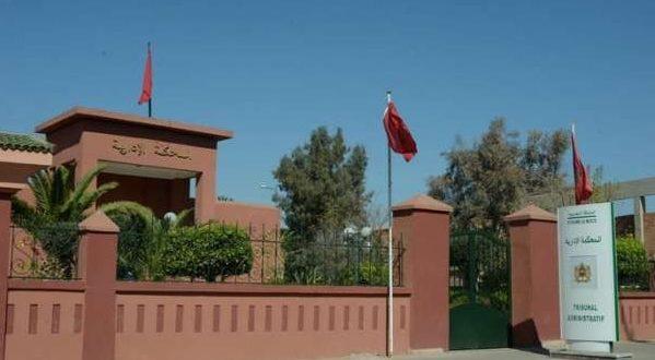 قضية عزل رئيس بلدية امنتانوت تصل إلى إدارية مراكش