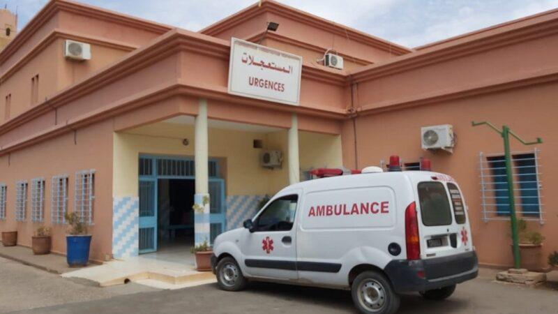 تقوية خدمات مستعجلات المركز الاستشفائي بتحناوت بتوظيف ممرضين وممرضات
