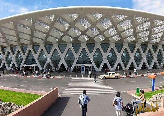 حركة النقل الجوي بمطار مراكش المنارة تواصل الانخفاض في السنة الجديدة