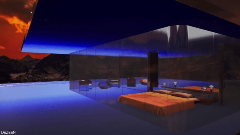 """وسط مشاهد رائعة.. بيع """"منزل افتراضي"""" على المريخ"""