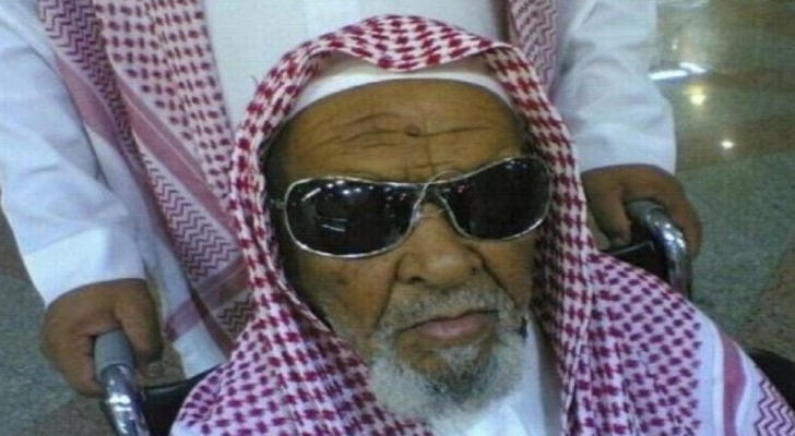 وفاة أقدم مؤذن في السعودية عن 118 عاما