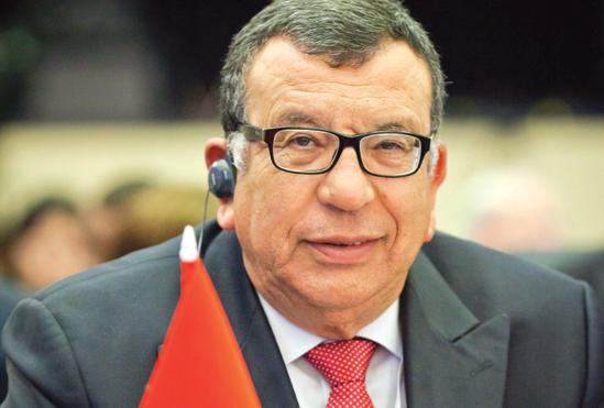 اعادة انتخاب كمال لحلو رئيسا للفدرالية المغربية للإعلام