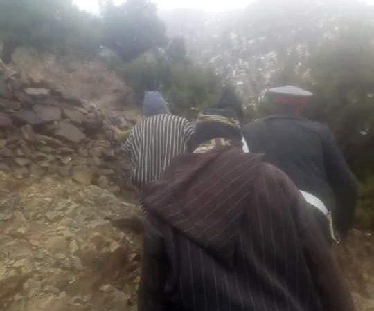 سقوط من مرتفع ينهي حياة راعي غنم بالحوز