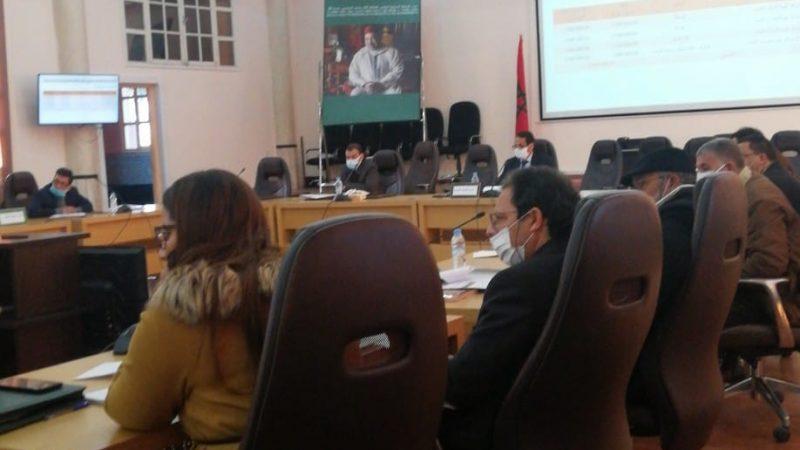 بناء وتجهيز 145 وحدة للتعليم الأولي بإقليم الحوز برسم سنة 2021