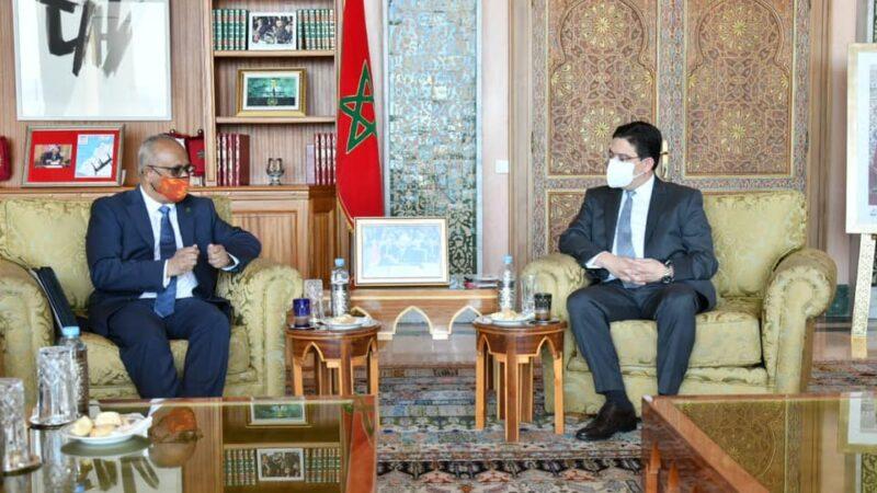 جمهورية سورينام تؤكد دعمها للوحدة الترابية للمغرب