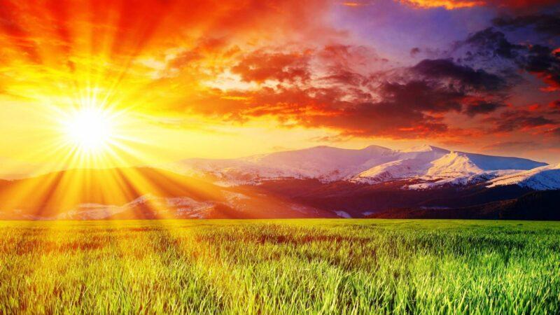 احذر شمس فصل الربيع