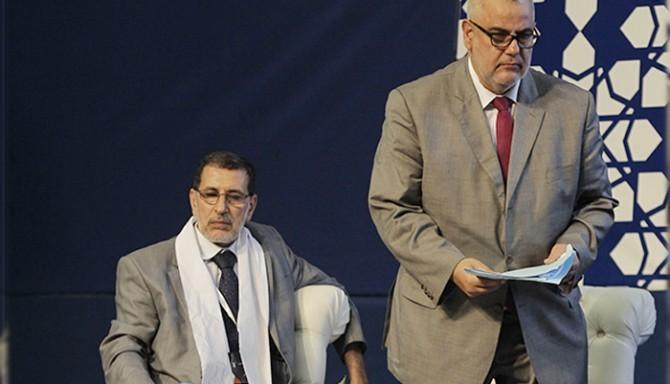 العثماني يدعو أعضاء حزبه إلى عدم الرد على قرار تجميد العضوية الذي اتخذه بنكيران