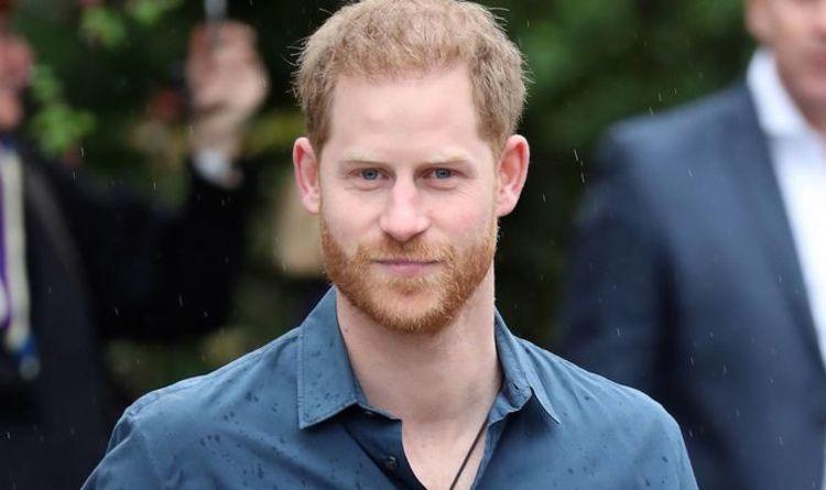 الأمير هاري يبدأ وظيفة جديدة بكاليفورنيا