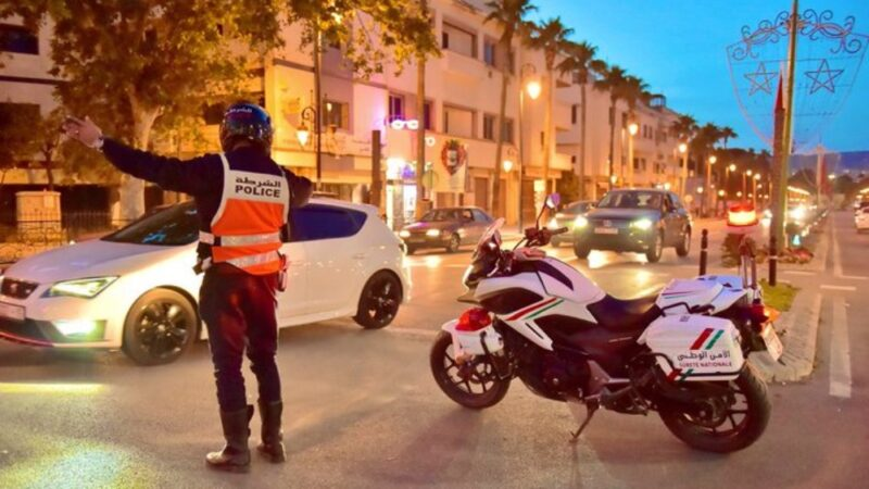 الأمن يشدد إجراءات المراقبة الليلية بشوارع حي المحاميد