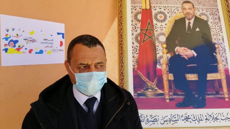 الزغادي:التنسيق العالي بين قطاع الصحة وجمعية مركز تصفية الدم بتحناوت يكسبنا دعم المسؤولين وثقة المحسنين ( حوار)