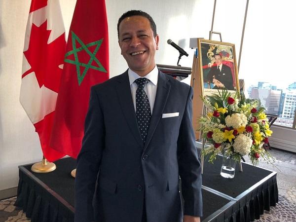 سليل مراكش.. فوزي متولي سفير العمل التطوعي في كندا