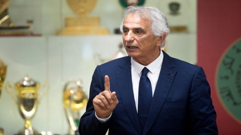 وحيد حاليلوزيتش: كل من يستحق حمل قميص المنتخب المغربي مرحب به