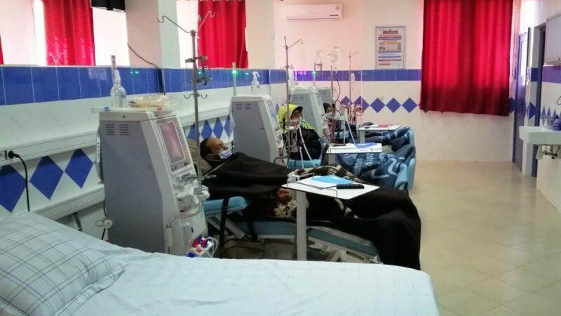 انجاز 7963 حصة لفائدة مرضى القصور الكلوي سنة 2020 بمركز تصفية الدم بتحناوت