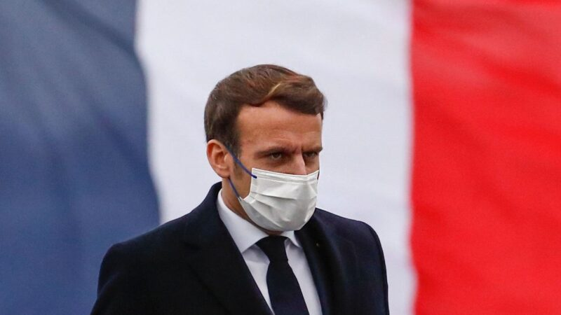 الرئيس الفرنسي يعلن فرض الحجر الشامل في البلاد لمدة أربعة أسابيع