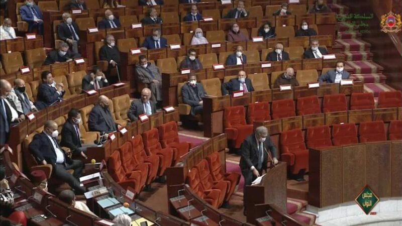 مجلس النواب يحسم في موضوع القاسم الانتخابي