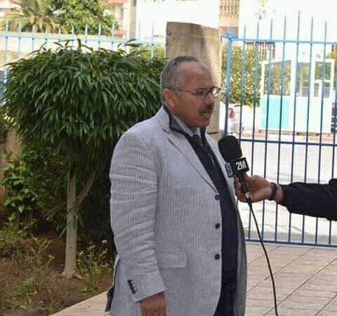 المحامي الأستاذ صالح بوسكري في ذمة الله