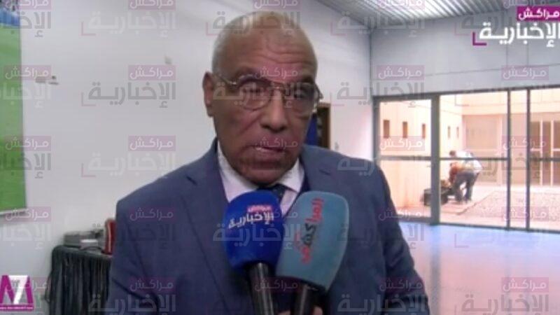 فيديو : الموذني يسلط الضوء على اهداف ملف ترشيحه لرئاسة عصبة الجهة لكرة القدم