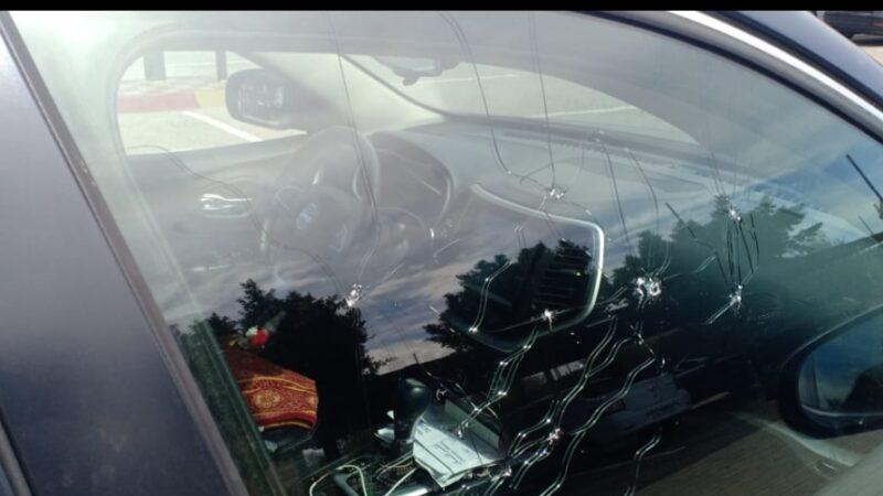 محاولة سرقة سيارة الزميل الطالبي بحي الازدهار